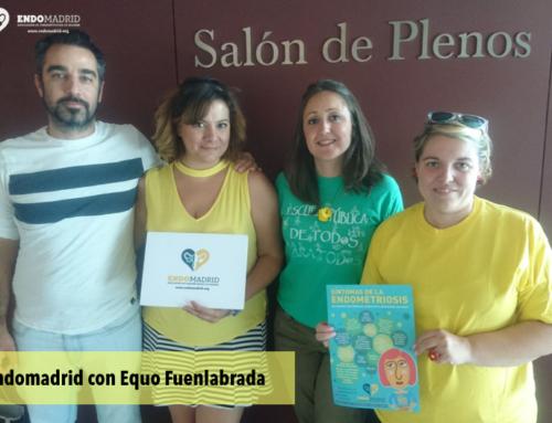 Los ayuntamientos de la Comunidad de Madrid se suman a la visibilización y apoyo a la afectadas de endometriosis