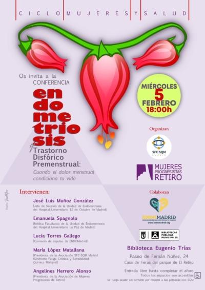 endometriosis y trastorno disfórico premenstrual